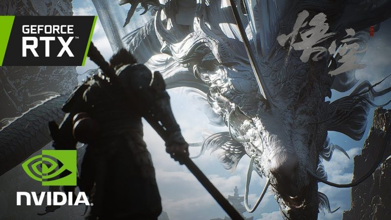 Nvidia unveils new trailer for Black Myth: Wukong, now powered by Unreal Engine 5 and with DLSS support